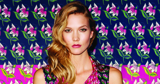 Karlie Kloss Tries to 'Keep It Classy' in New Diane von Furstenberg Campaign