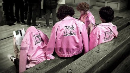 5 Style Lessons We Learned From Grease: Live's Pink Ladies
