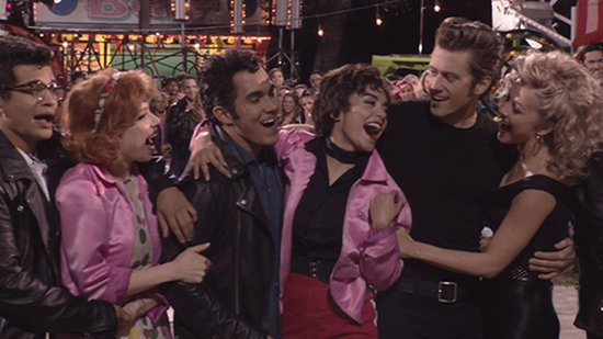 'Grease: Live!' Dances Up Huge Ratings for Fox -- Soars Past 'Peter Pan' and 'The Wiz'!