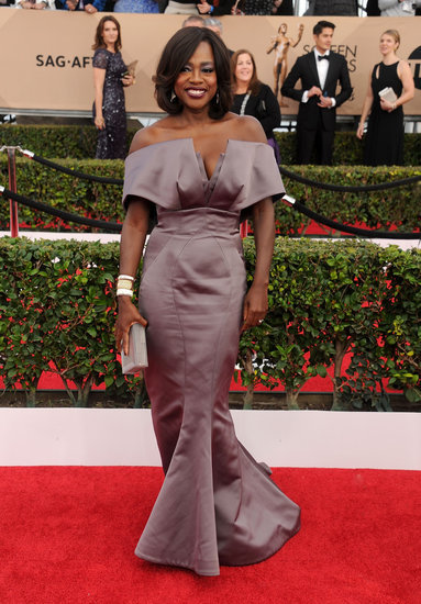 Five Trends from the SAG Awards Red Carpet that I'm Stealing for My Wardrobe