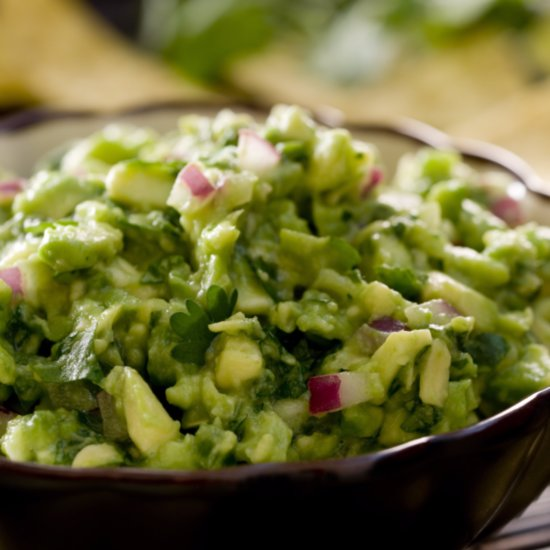 Try This Trick to Keep Guacamole Fresh For Longer