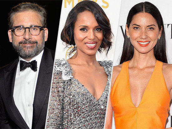 Steve Carell, Kerry Washington and Olivia Munn Among Second Group of Oscar Presenters & Performers