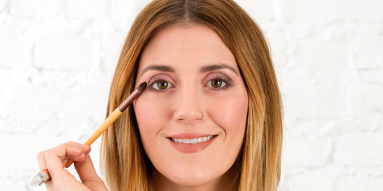 An Easy Smokey Eye Tutorial With a Surprising Twist