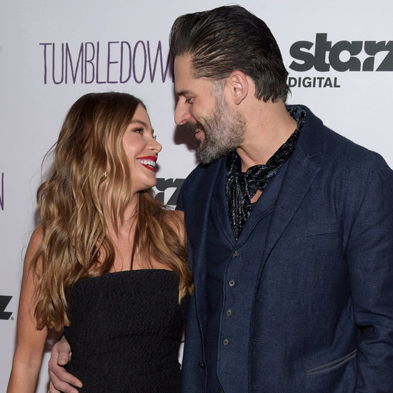 Sofia Vergara and Joe Manganiello at Tumbledown Premiere