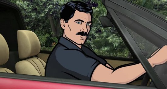 'Archer' Season 7 Trailer Goes Magnum