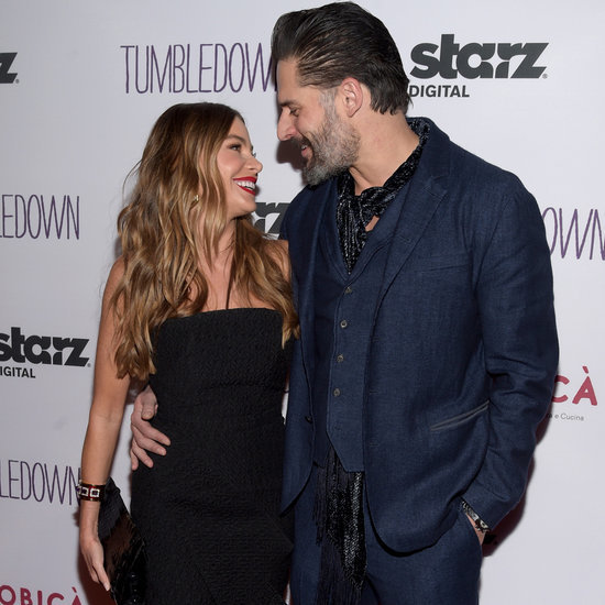 Sofia Vergara and Joe Manganiello's PDA at Tumbledown Event