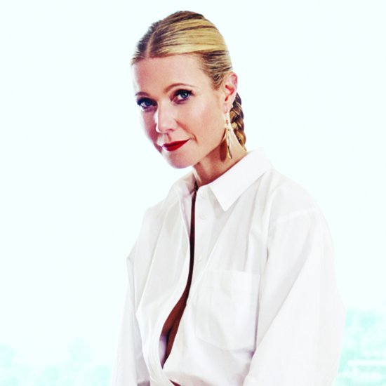 Gwyneth Paltrow in Glamour Magazine March 2016