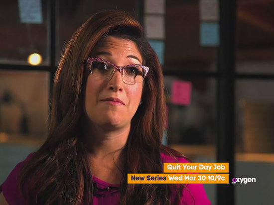 FIRST LOOK: Tears are Shed as Randi Zuckerberg Tries to Help People 'Make Millions' in New Docuseries Quit Your Day Job