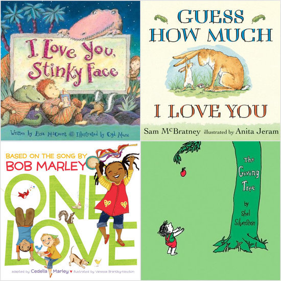 16 Love-Themed Books You Can Read to Your Kids on Valentine's Day