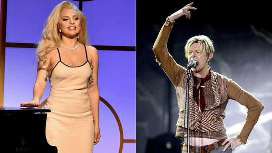 Lady Gaga Will Pay Tribute to David Bowie at 2016 GRAMMY Awards