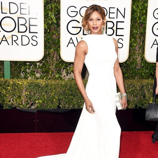 Get To Know The Designer Behind Laverne Cox's Golden Globes Dress