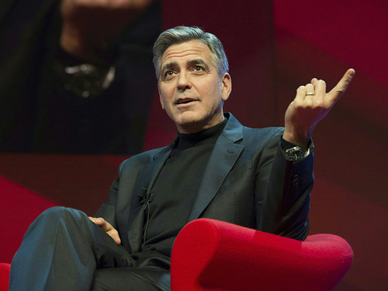 George Clooney Highlights Changes He'll Make as a Producer After #OscarsSoWhite Controversy: 'You've Never Done Enough'