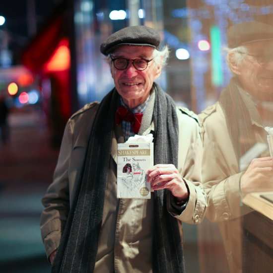 Old Man's Humans of New York Love Story