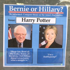 Bernie Sanders vs. Hillary Clinton Memes
