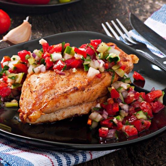 50 Healthy Chicken Breast Recipes