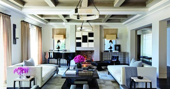 A Peek Inside Some Seriously Stunning Celebrity Homes
