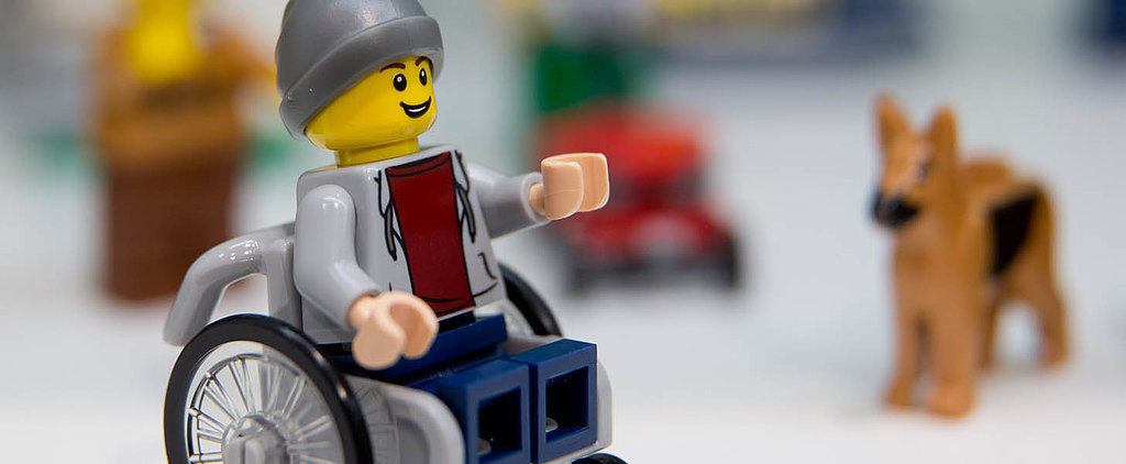 Lego's New Wheelchair Guy Is Changing the Game For 150 Million Kids