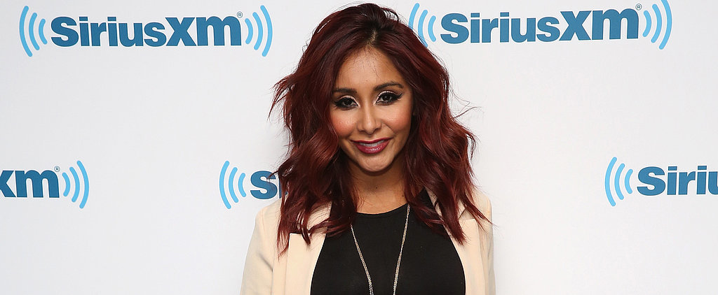 Snooki Confronts Khloé Kardashian About Dissing Her on Live Television