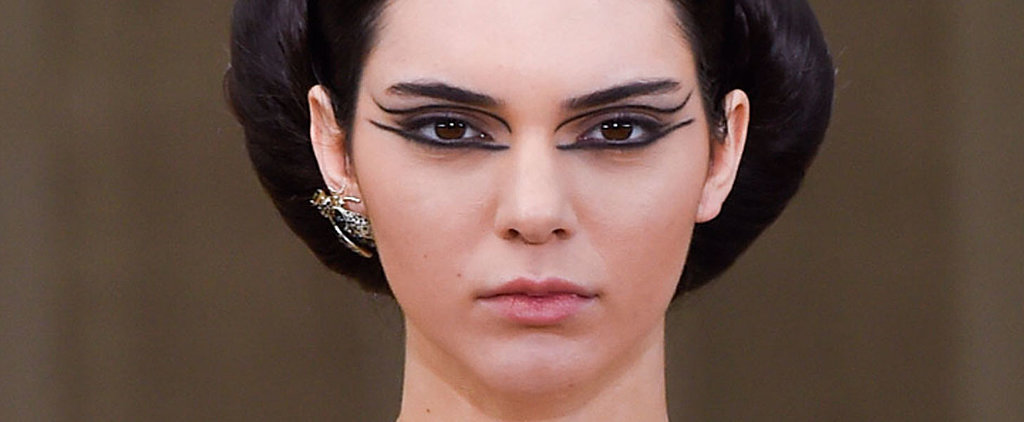 Fix Your Eyes on the Futuristic Beauty Looks From Haute Couture Fashion Week