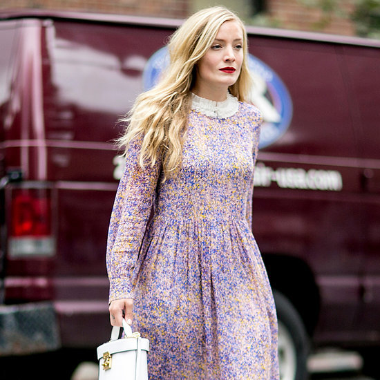 Different Ways to Style a Floral Dress