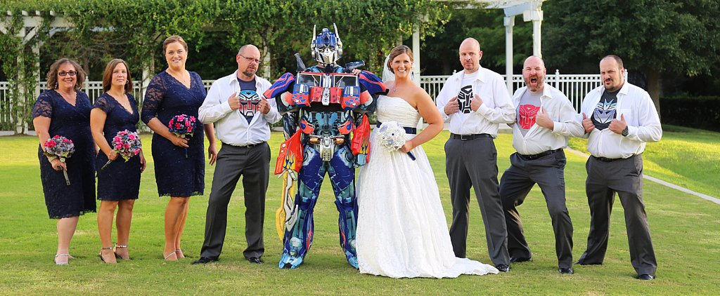 Get Ready For the Most Over-the-Top Geek Wedding Your Eyes Have Seen