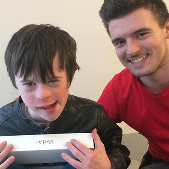 Apple Employee Helps Boy With Down Syndrome