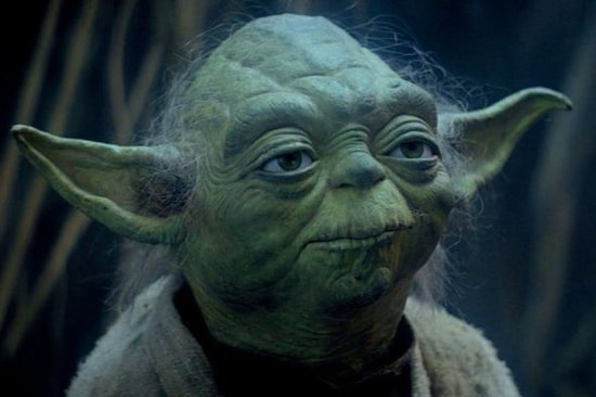 Almost in 'Star Wars: The Force Awakens,' Yoda Was