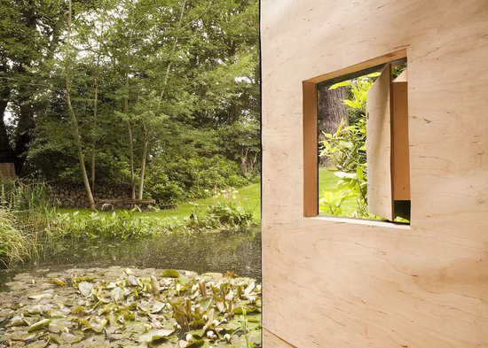 Outbuilding of the Week: Pond House