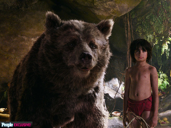 Meet The Jungle Book's New Mowgli - and Get a Sneak Peek at Disney's Live-Action Movie!