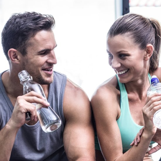 "8 Couples Who Prove Soul Mates Make the Best ""Swole Mates"""