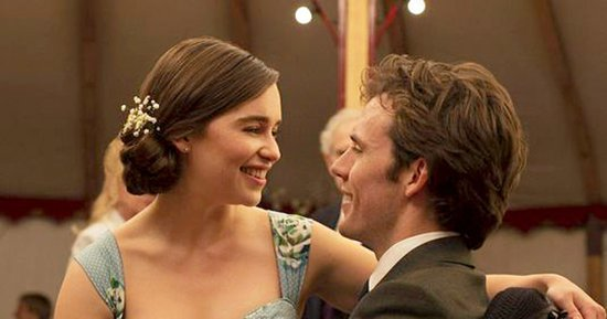 The New 'Me Before You' Trailer With Sam Claflin and Emilia Clarke Will Have You in Tears