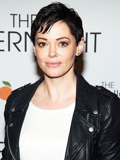Rose McGowan Files for Divorce from Davey Detail Citing Irreconcilable Differences