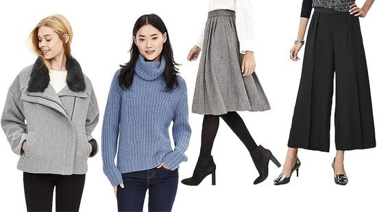 The One Sale You Should Shop Today? 50% Off Sale Items At Banana Republic!