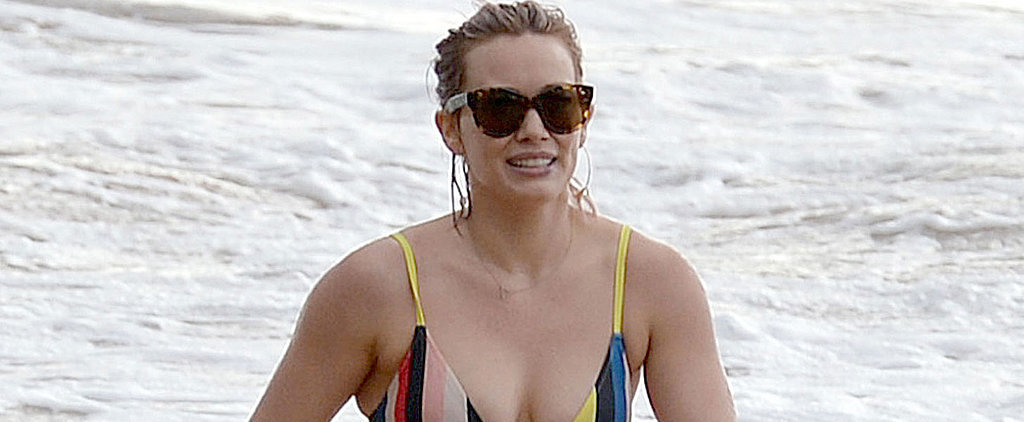 Hilary Duff Shows Off Her Bikini Body During a Tropical Getaway With Her Son and Ex