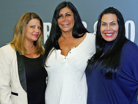 Angela 'Big Ang' Raiola's Mob Wives Costars Rally in Support During Cancer Battle: 'You're a Fighter'