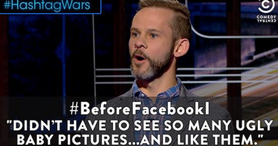 #BeforeFacebookI Hashtag Reminds Us What Life Was Like Before Social Media