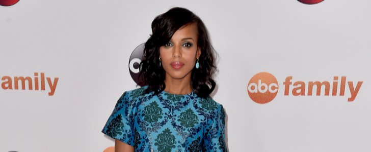 "Kerry Washington Talks Women's ""Pressure to Be Extraordinary"" in Hollywood"