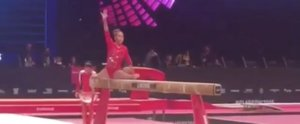 An 18-Year-Old Gymnast Invented an Incredibly Difficult New Move