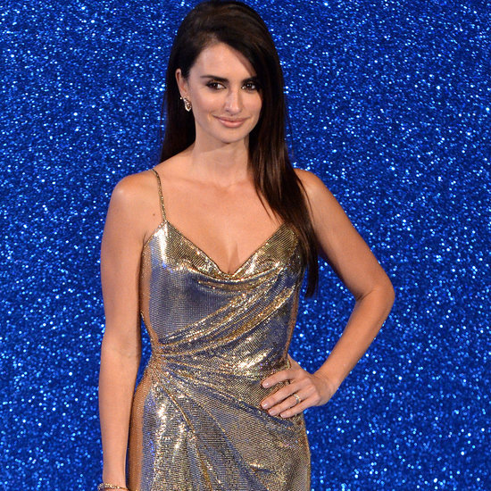 Penelope Cruz's Dress at the Zoolander 2 UK Premiere