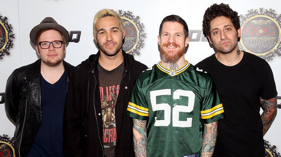 EXCLUSIVE: Fall Out Boy Looks Back on 15 Years as a Band