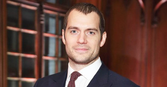 Henry Cavill's First-Ever Shirtless Instagram Photo Is Really Something
