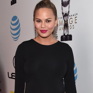 Chrissy Teigen's Haney Gown at NAACP Image Awards | 2016
