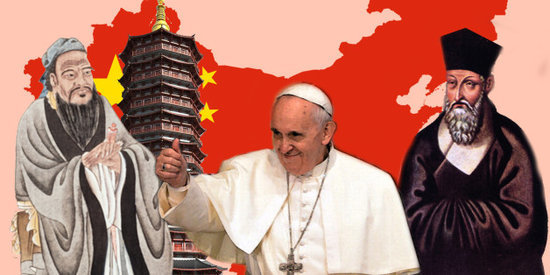 Weekend Roundup: The Pope Blesses China