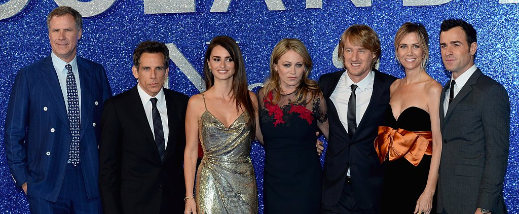 Blue Steel Came to Britain at The Zoolander 2 Fan Screening