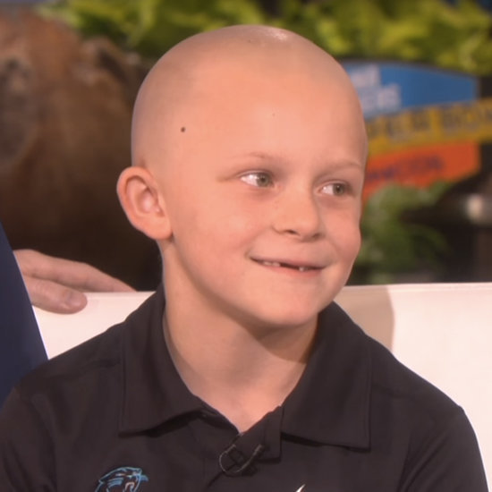 Ellen Surprises Braylon Beam With Super Bowl Tickets