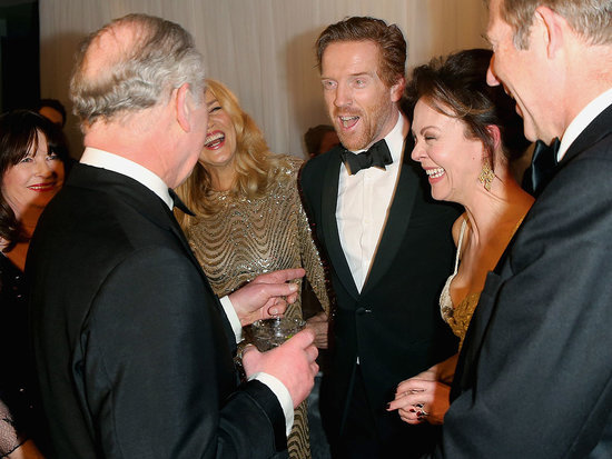 'Your Majesty!' - Prince Charles Gets a Surprise History Lesson in Monarchy From Damian Lewis