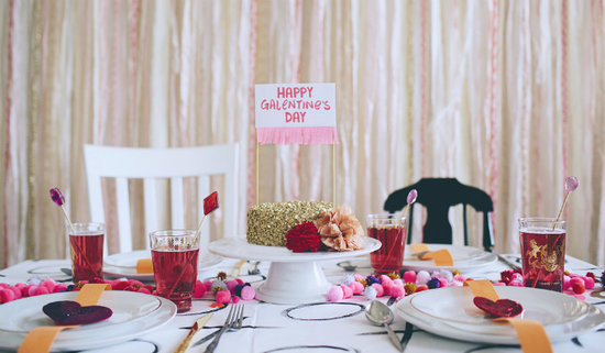 How to Throw a Galentine's Day Bash Leslie Knope Would Be Proud Of