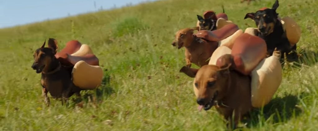 A Wiener Dog Stampede Commercial Is One Super Bowl Ad We Can Totally Get Behind