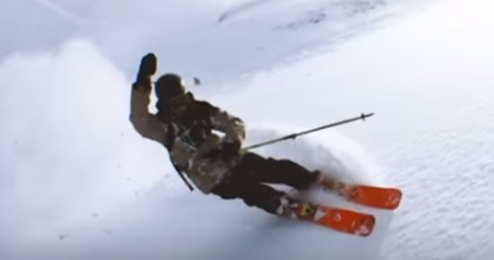 Breathtaking 360 Degree Ski Video Made With Just iPhone And String