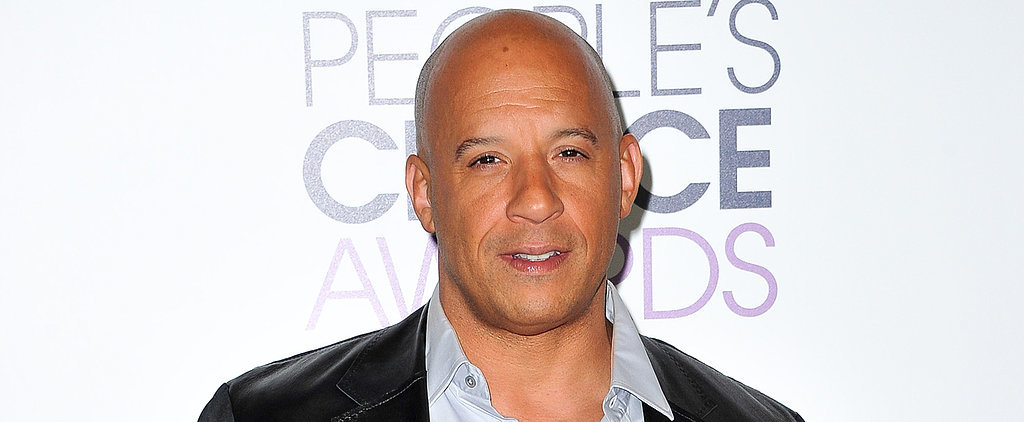 Vin Diesel Nearly Shuts Down Instagram With This Barely SFW Photo